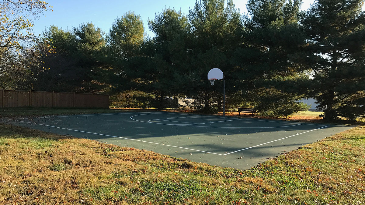 Cambridge Farms Tennis Courts